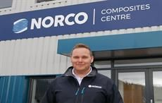 James Luby, production manager, Norco; Pic: Norco.