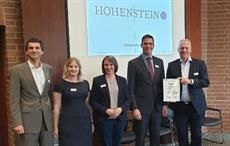 Hohenstein is supporting a sustainable future with Ecofit