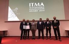 ITA student Mathias Zidda receives ITMA Excellence Award