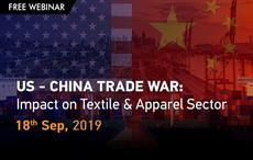 US-China trade war: Impact on textile & apparel sector