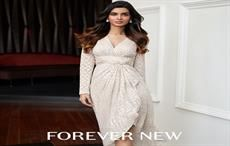Diana Penty is the first Indian face of Forever New