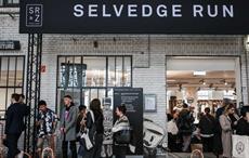 Selvedge Run & Zeitgeist displays exclusive textile brands