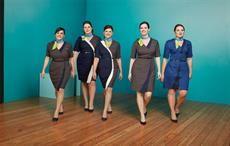 Alaska Airlines unveils Luly Yang designed uniforms
