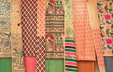 KVIC raises khadi handkerchief stitchers' wages in Nagrota