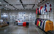 An empty retail store after coronavirus outbreak in China. Pic: Shutterstock