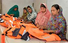 Covid-19 impacts garment production in Bangladesh