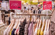 Apparel sales dip 3.9% in Feb at Japanese chain stores