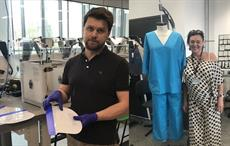DMU uses its expertise to make PPE