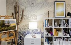Aurora re-invents wall coverings with scenic expressions