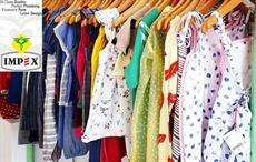 Kruti Garment displays apparel for export & south market