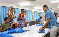 Fiji National University fashion incubation centre opens