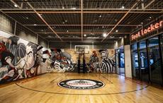 Foot Locker opens new store in Singapore
