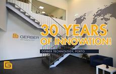 Gerber celebrates 30 years of innovation in Portugal