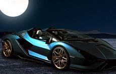 Pic: Lamborghini