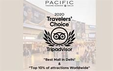 Tripadvisor declares Pacific Mall as 'Best Mall in Delhi'