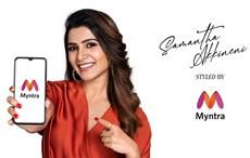 Myntra ropes in Samantha Akkineni as brand ambassador
