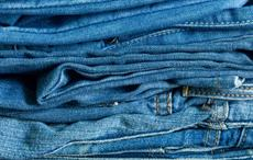 Researchers find blue jeans microfibre footprint in Arctic