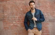 Jeans jacket mimicking touch from H&M, Boltware