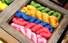 Global trade of silk yarns show considerable fall