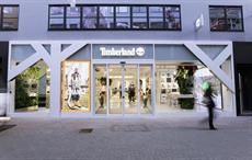 Timberland earns accolades for new store environment