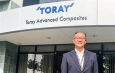 Toshiyuki Kondo; Pic: Toray