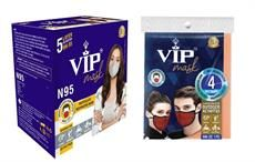 VIP Clothing launches N95 & 4-ply masks