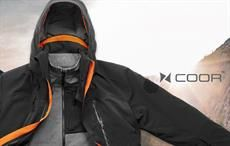Coor's new 3-in-1 jacket using coffee yarn tech