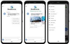 H&M extends Nuance virtual assistant to Google messages