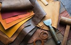 Global trade of raw leather significantly contracted