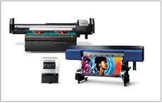 Roland shows imaging technologies at Printing United