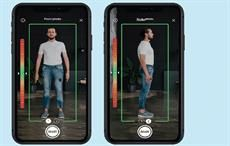 Burlington selects 3DLook for garment measuring & fitting