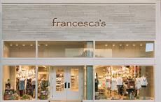 Francesca's in US to shut down 140 stores by Jan