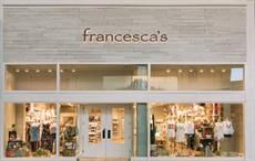 Francesca's files for bankruptcy, to shut 97 more stores