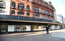 Debenhams closes all 15 Scottish stores; 647 jobs lost