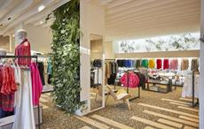 Italian fashion brand UCB debuts new, highly sustainable store concept