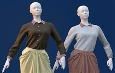 South Korean firm Z-emotion unveils 3D apparel design software z-weave