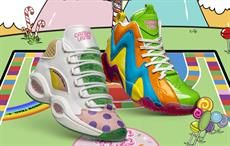 Reebok collaborates with Candy Land for footwear collection