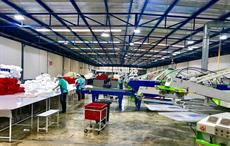 COVID-19 lockdown halts garment production in parts of Cambodia