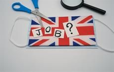 UK jobless rate falls for 1st time since pandemic hit: ONS data
