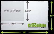Pic: Crocodile Cloth