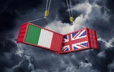 UK, Italy announce new dialogue to boost exports, investment