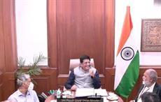 Indian minister Goyal reviews Open Network for Digital Commerce