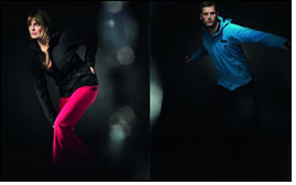 Make the slopes for best action with top skiwear
