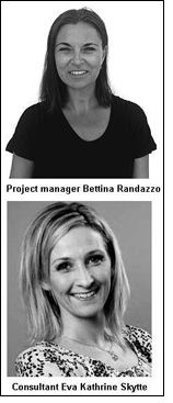 Bella Center presents new CIFFKIDS team
