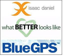 Isaac Daniel launches his BlueGPS
