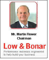 Margins maintained in tough raw material markets, Low & Bonar