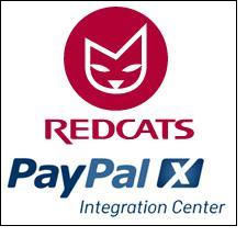 Redcats offers web's top payment options with PayPal
