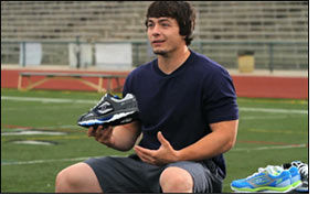 SKECHERS catches NFL star Danny Woodhead