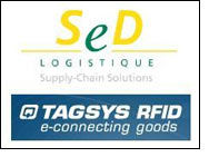 SeD Logistiques implements TAGSYS Fashion Item Tracking System