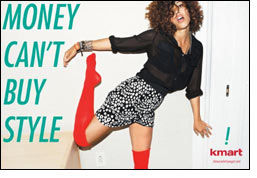 Money Can't Buy Style - new fashion campaign kicks off